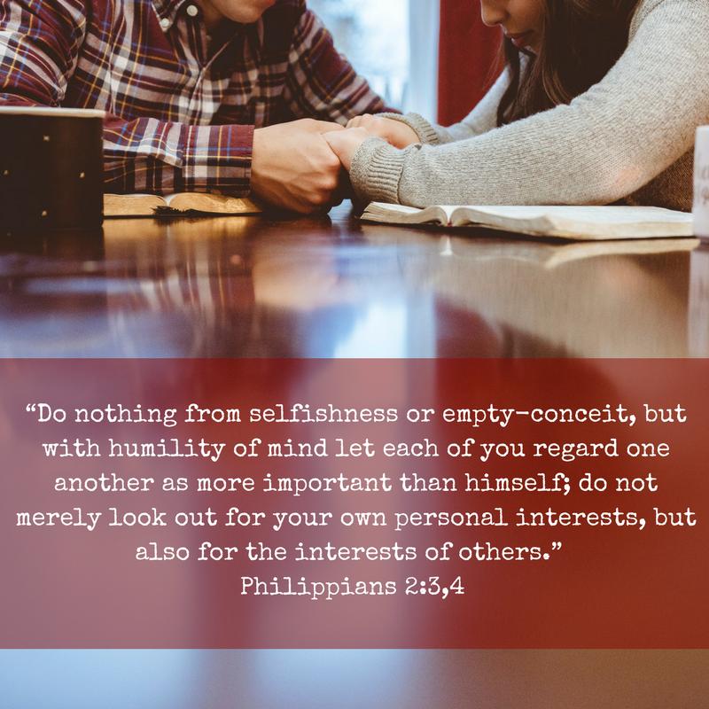 Seek to serve.